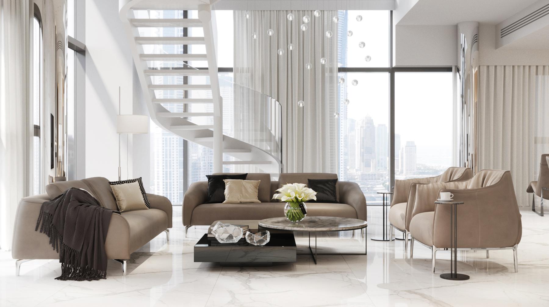 Dubai apartament